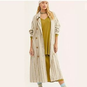 Free People Sweet melody Trench